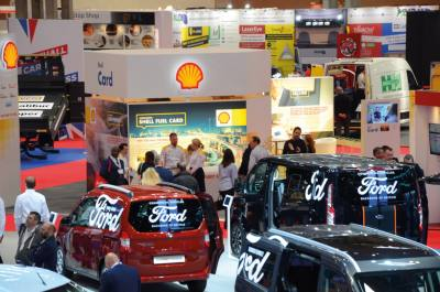 Commercial Vehicle Show bounces back for 2021