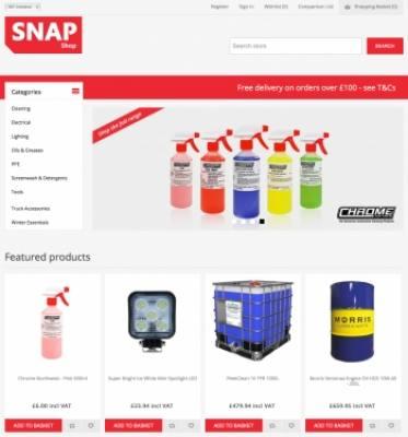 SNAP Online Shop