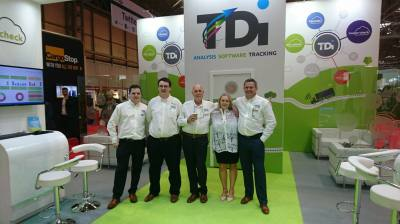 How was this year's CV Show for TDi?