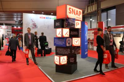The CV Show was another record breaking event for SNAP Account
