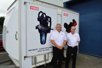 VBG Group Sales Limited – the UK team behind the continuing success