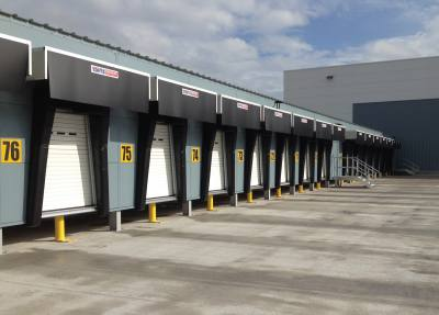 Bespoke loading bays from 