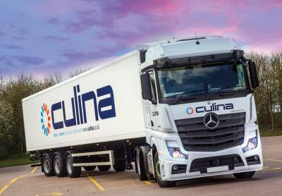 Culina Group – A food and drink logistics  success story 25 years in the making