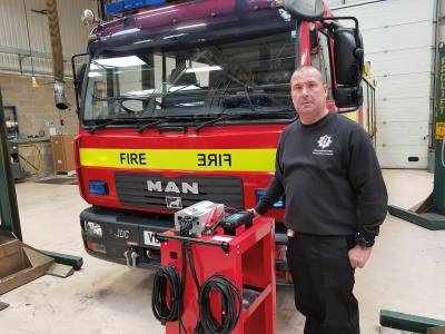 Gloucester Fire & Rescue Services case study
