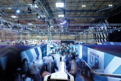 Early heads up on CV Show 2020