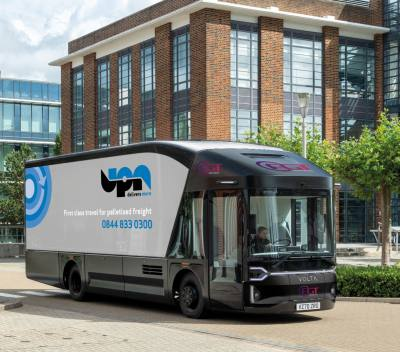 "UPN and F&G Transport ""Go Green""  in 2021 and join  the Volta Trucks' Pioneer Programme"