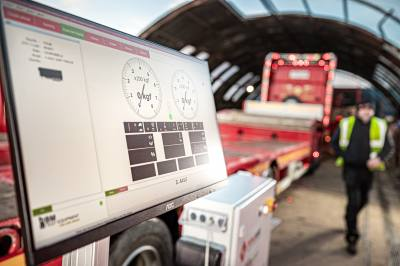 Mobile brake tester a game changer for Telescopic Haulage